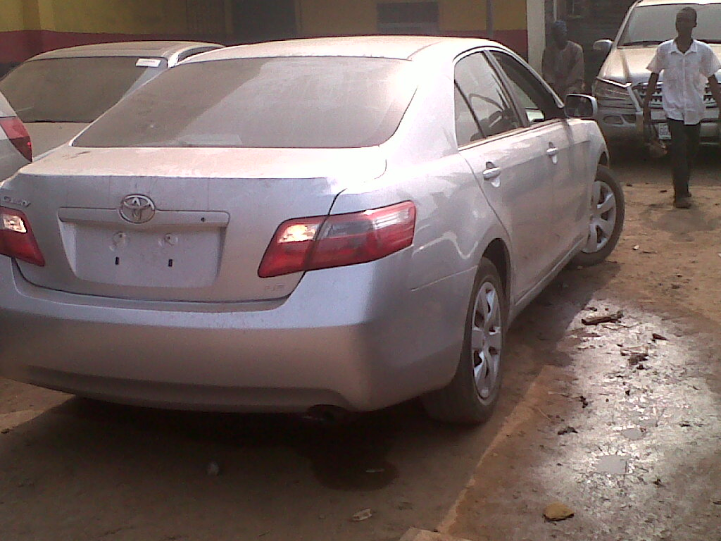 a tokunbo toyota camry for sale 2008 model autos nigeria. Black Bedroom Furniture Sets. Home Design Ideas