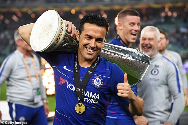 Pedro Rodriguez, The First Player To Win The 5 Top Trophies In World Football