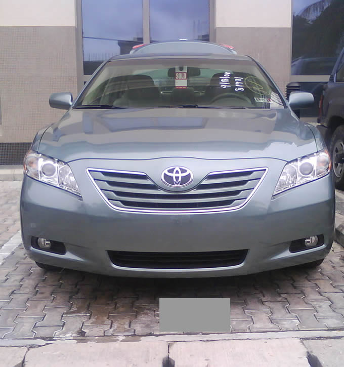 Brand New 2009 Toyota Camry XLE For Sale (Price Reduced To