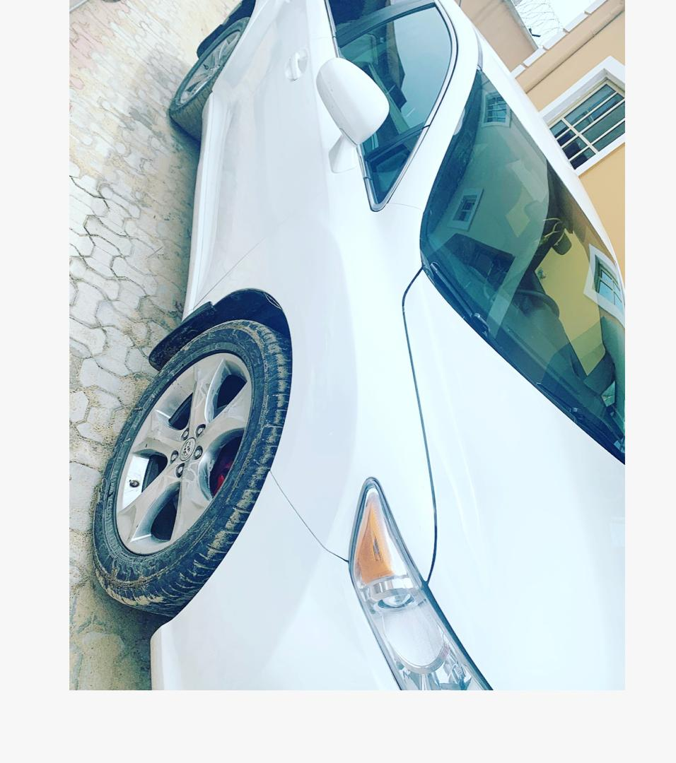 2012 Toyota Venza Transmission: Reg 012 Toyota Venza Available For Sale 3.7m Asking Price