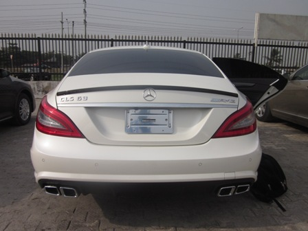 2012 cls63 amg biturbo (performance package) sold - autos - nigeria