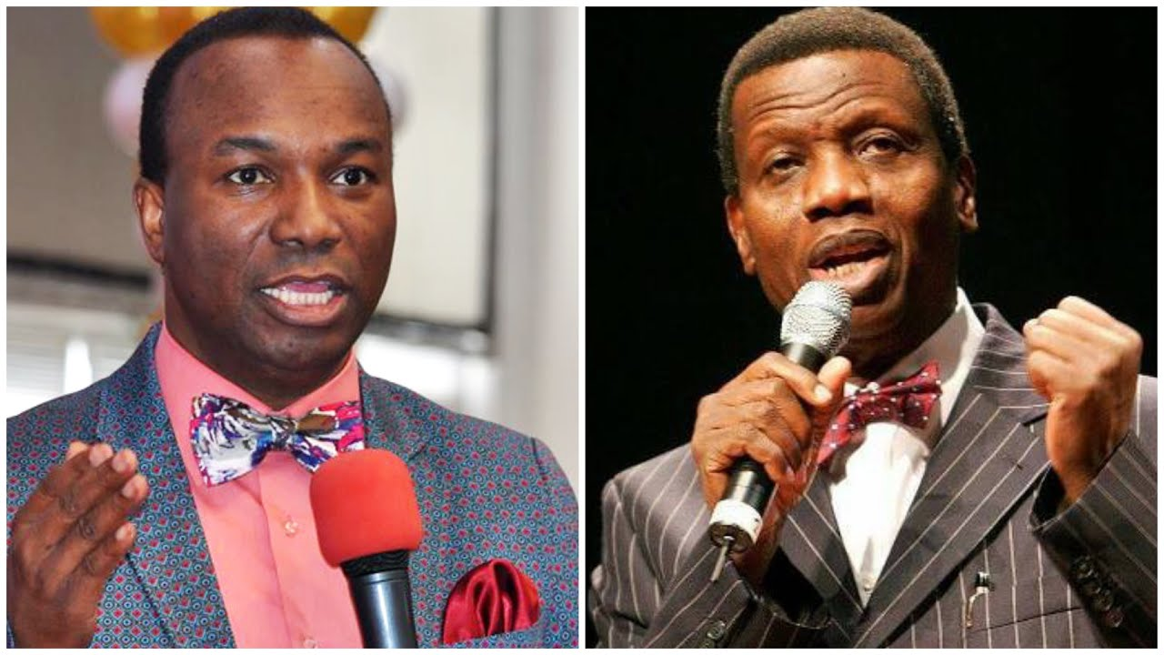 Pastor Enoch Adeboye Calls Out Pastor Sunday Adelaja For Attention