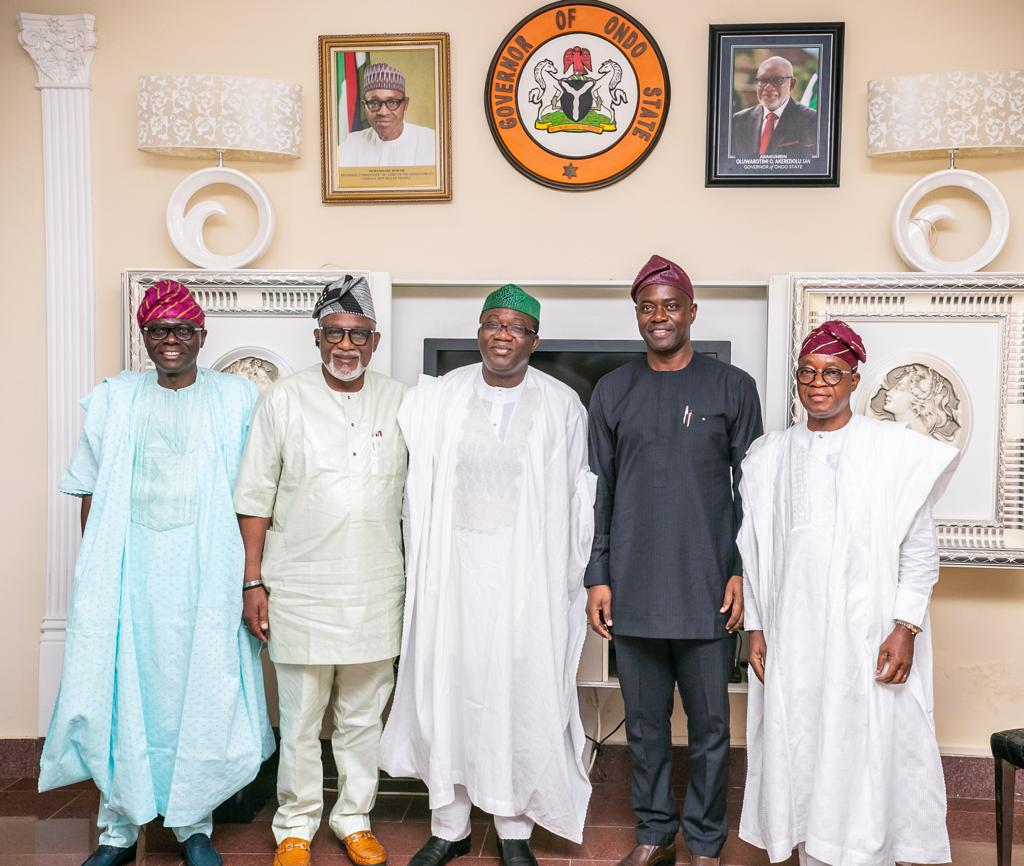 Image result for Insecurity: Southwest governors hold summit