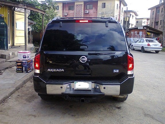 up for sale is a 2005 nissan armada make your offer autos nigeria. Black Bedroom Furniture Sets. Home Design Ideas