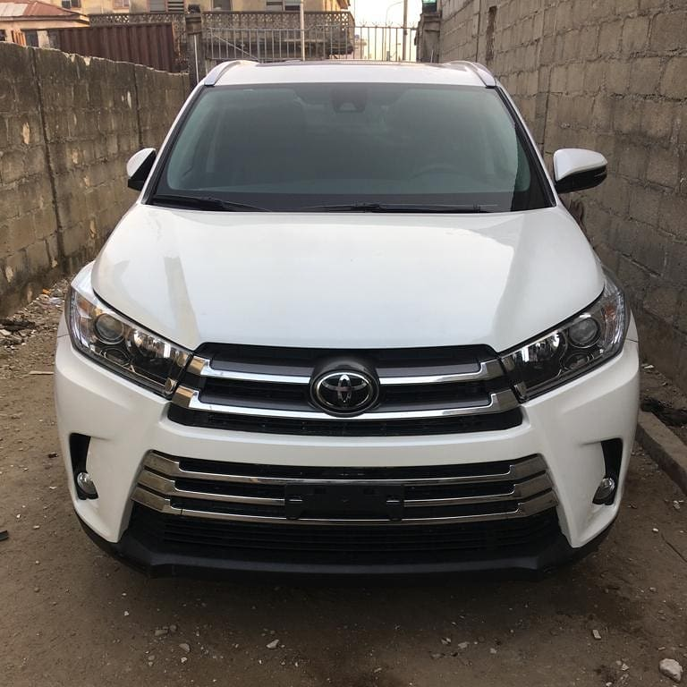 New Toyota Highlander For Sale: Toks 018/019 Toyota Highlander XLE Available For Sale 13