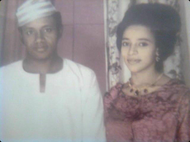 Image result for abacha and wife