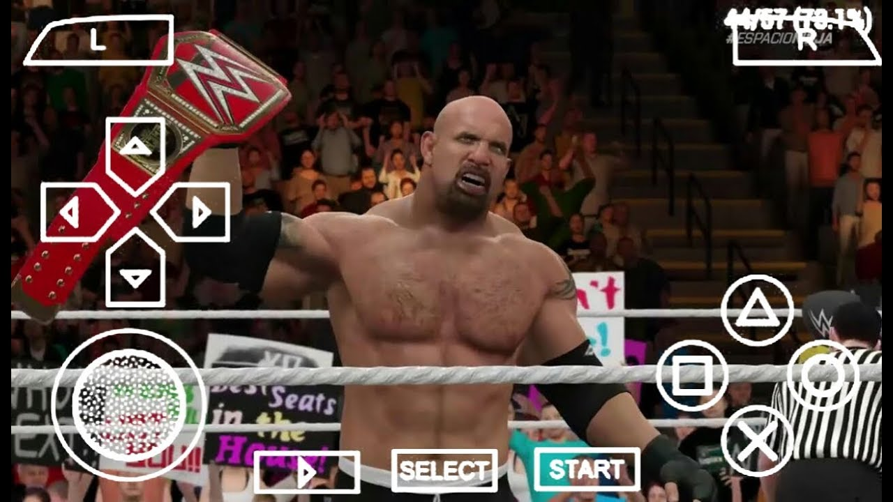 Wwe 2k19 Iso Psp Ppsspp Highly Compressed For Android Phones Nigeria