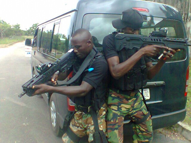Who Has The Strongest Military In Africa? - Foreign ...  Nigerian Army Special Forces
