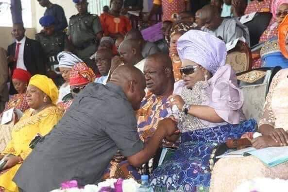 It Is Right For 50 Year Old Wike To Kneel For 50 Year Old Patience 1