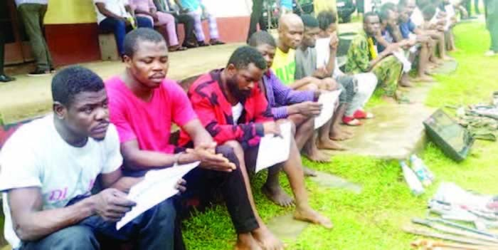 Pastor, Undergraduate, Others Arrested For Rape, Cultism In Cross River 1
