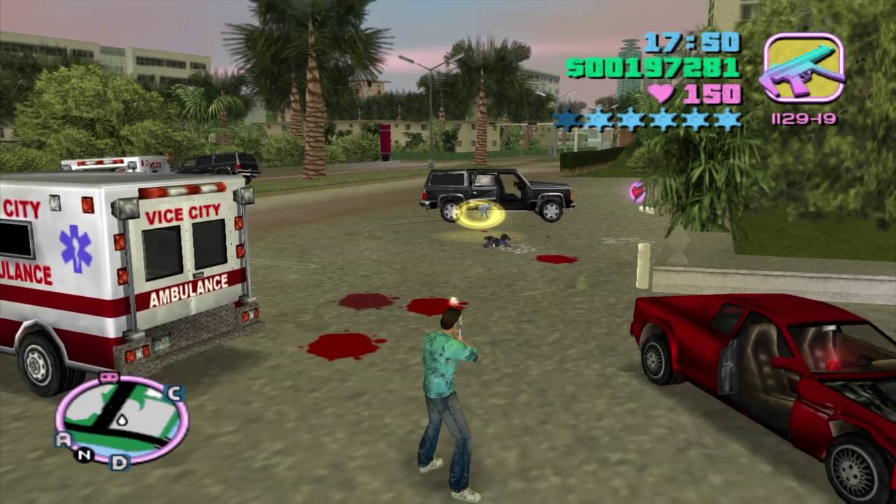 GTA Vice City Highly Compressed (100MB) Apk + Data For