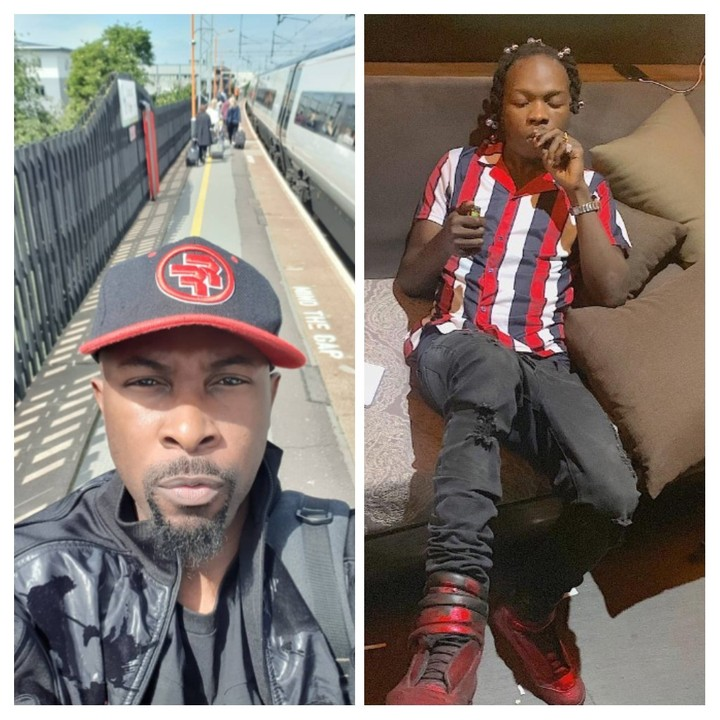 Photos: Ruggedman Brutally Attacked In London Over Naira Marley 1