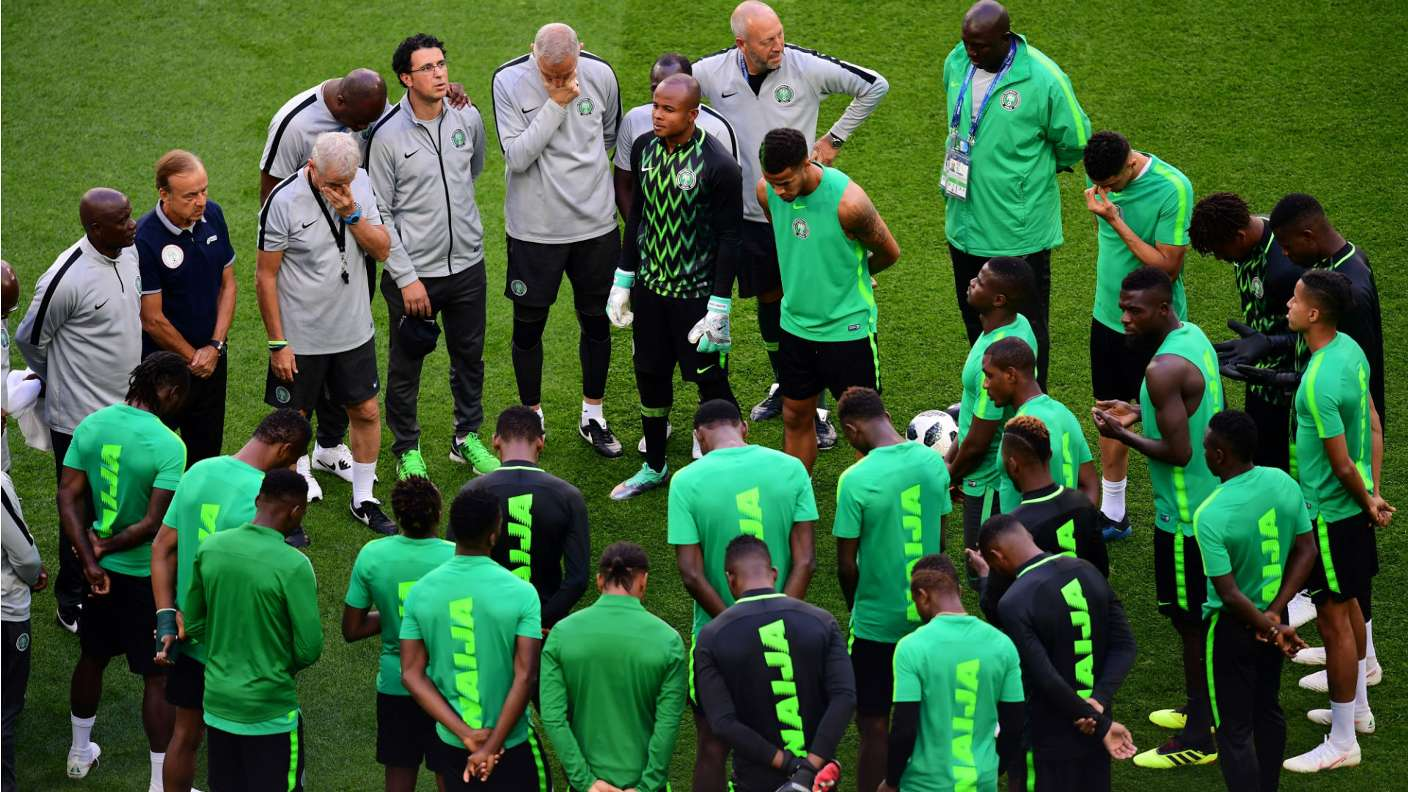 Nigeria To Play Offensive Football In Egypt - Gernot Rohr