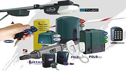 Automatic Gate Door And Garage Systems Access Controls