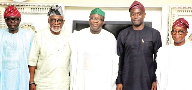 South-West Governors Invite Army, Police, OPC To Security Summit 1