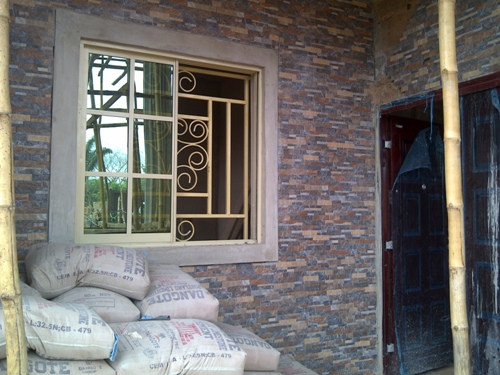 Building a 5 bedroom duplex in ebonyi state properties for Nigeria window design