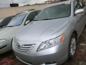 Toyota Camry Spyder On Sale For N1 2m For Claims Call 08144189743