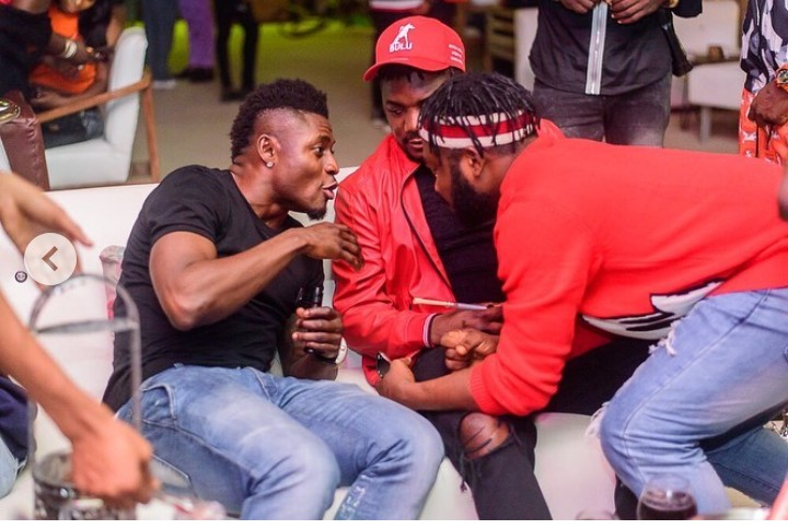 Photos Of Footballer, Obafemi Martins With CDQ And Slimcase 1