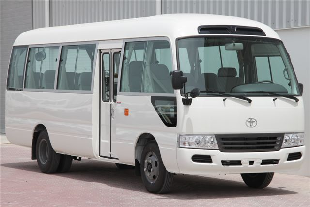 New 2013 Toyota Coaster Bus Petrol And Diesel In Stock Autos Nigeria