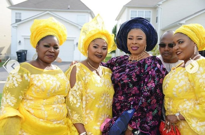 Image result for Toyin Adewale's 50th Birthday Church Thanksgiving Service