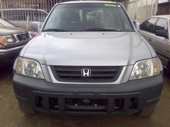 2001 honda cr v four wheel drive clean low mileage autos nigeria. Black Bedroom Furniture Sets. Home Design Ideas