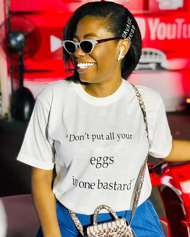 """""""Don't Put All Your Eggs In One Bastard"""" - Davido's Baby Mama, Sophia Momodu 1"""