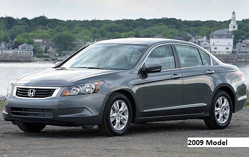 know the difference between the 2008 2009 and 2010 honda accord models car talk nigeria. Black Bedroom Furniture Sets. Home Design Ideas
