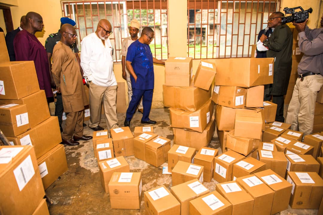 Ondo Government Acquires N2 1 Billion Worth Of new Medical Equipment
