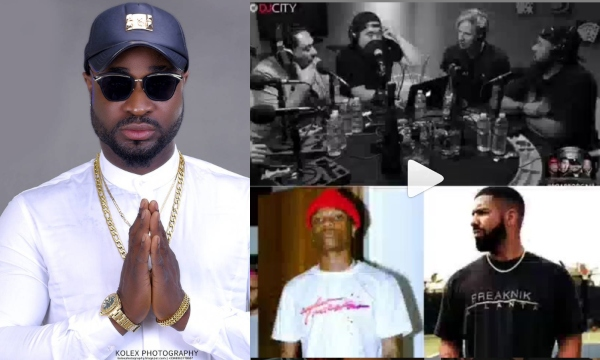 Harrysong Slams American Djs Who Said Wizkid Is Nobody Without Drake 1
