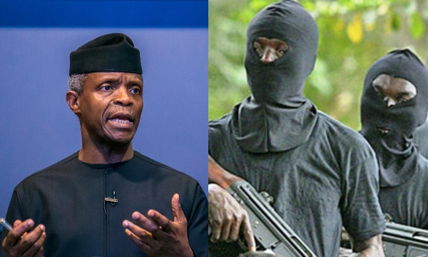 Some Kidnapping Cases Are False, Osinbajo Tells Nigerians In US 1