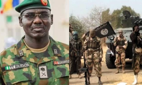 I Never Said Troops Lacked Commitment – Buratai 1