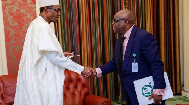 Why I Was Reluctant To Deal With Onnoghen - Buhari 1