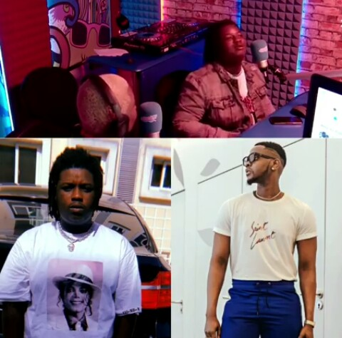 """I OWN FLYBOY COMPANY AND I'M KIZZ DANIELS BOSS"" – SINGER BARRY JHAY"