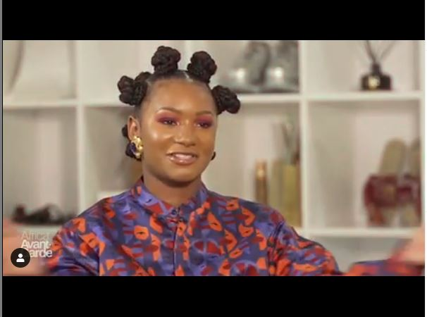 Temi Otedola Gets A TV Interview With CNN For The Third Time 1