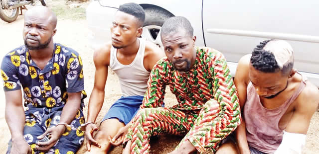 How We Smashed Robbery Gang In Ikire – OPC 1