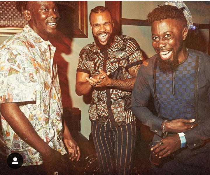 Image result for jidenna and Mr Eazi