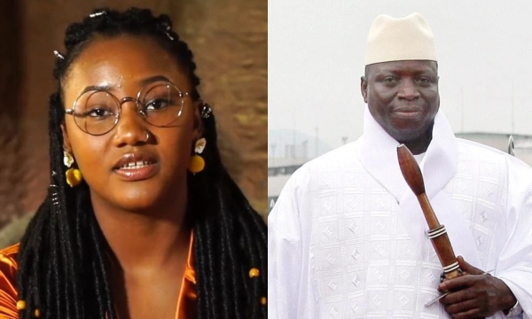 Ex Beauty Queen Says She Was Raped By Ex Gambian President Yahya Jammeh 1