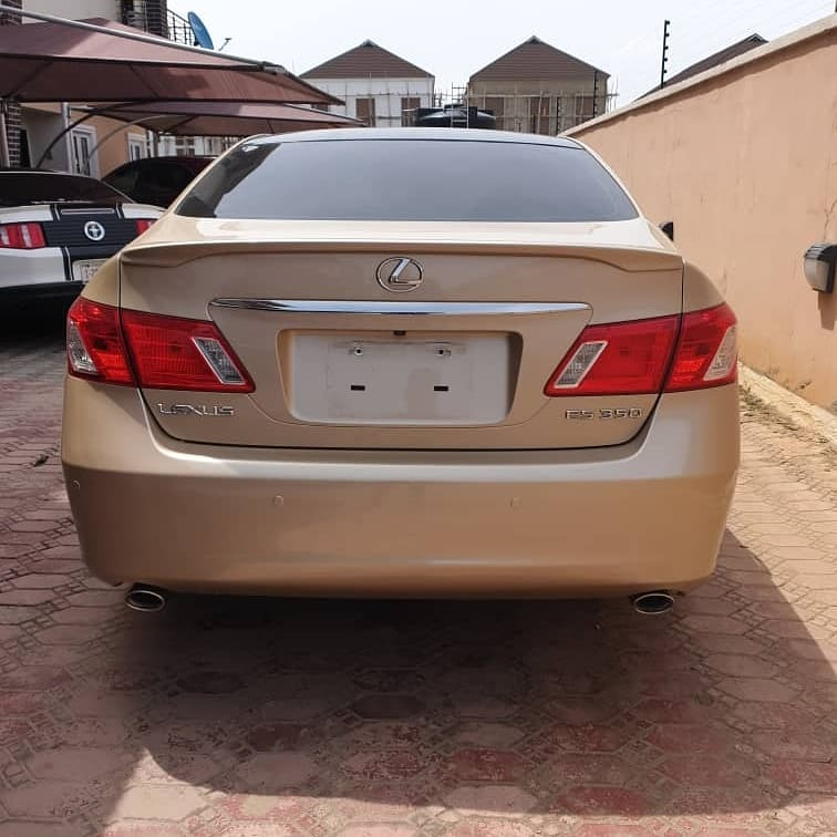 2008 Model Lexus Es350 Toks Fully Loaded With Panorama