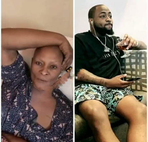 Davido Gives ₦1M To Ify Onwuemene, Promises To Support Her Medical Bills - Celebrities