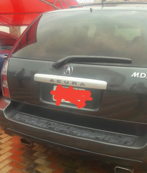 Neatly Used Acura Mdx For Sale