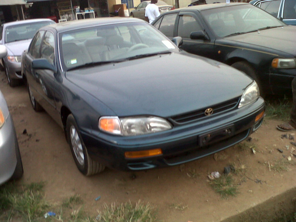 a tokunbo toyota camry for sale 1996 model autos nigeria. Black Bedroom Furniture Sets. Home Design Ideas