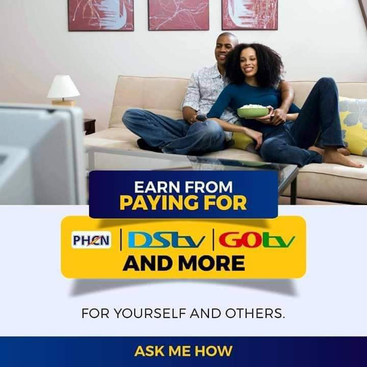 opportunityalert: Make 5k To 25k Daily Paying For DSTV, GOTV, PHCN