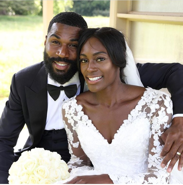 Perri, the wife of Big brother naija season 4 contestant, Mike took to her social media space to celebrate her husband as he turned a year older today.