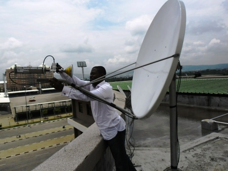 Get Complete Vsat Equipment For N70 000 In Hughes Hx50