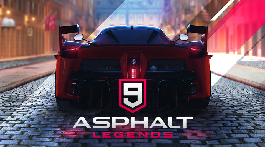 Asphalt 9 Highly Compressed Apk + Data For Android - Phones