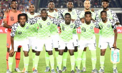 AFCON: Why Nigeria Lost To Algeria – Rohr