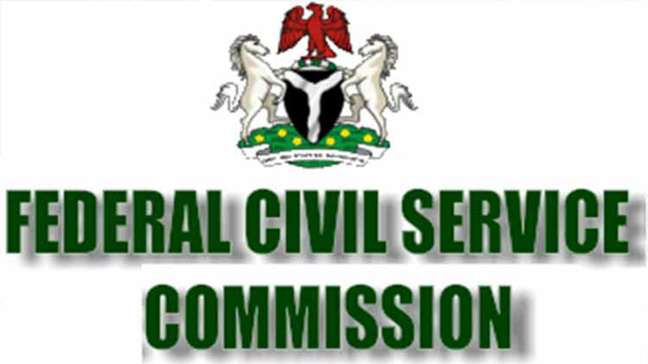 Apply For Federal Civil Service Commission (FCSC) Recruitment 2019