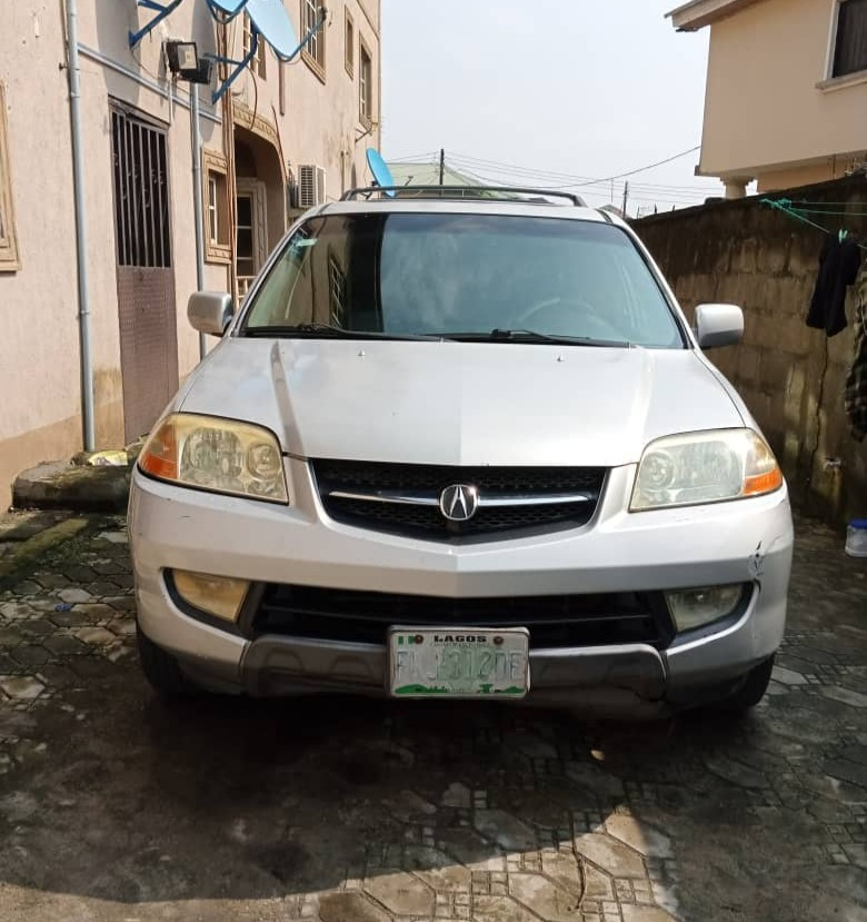 Registered ACURA MDX 2004 Model Available For Sale