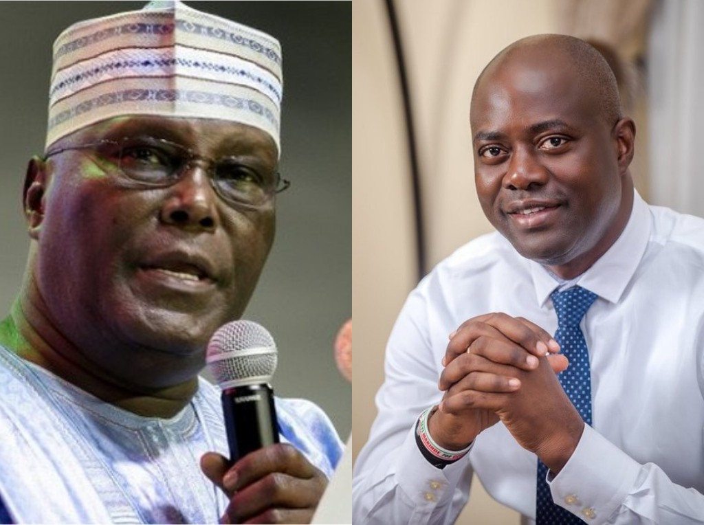 Atiku Reacts To Governor Makinde's Assets Declaration