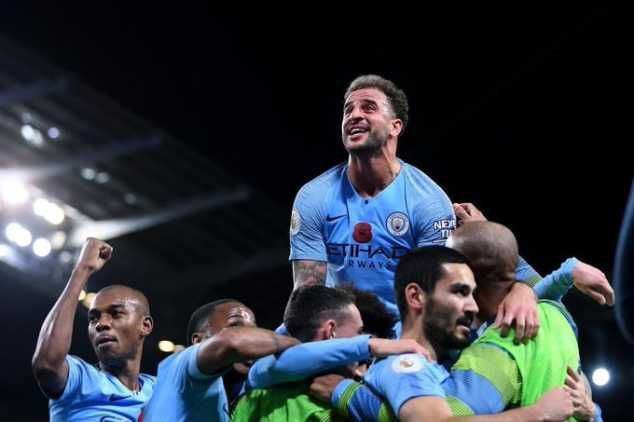 Man City Ranked Best Fooball Team In The World, Man Utd 34th